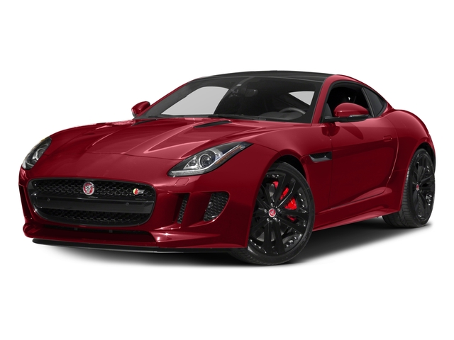 2017 Jaguar F-TYPE Prices and Values Coupe 2D S V6