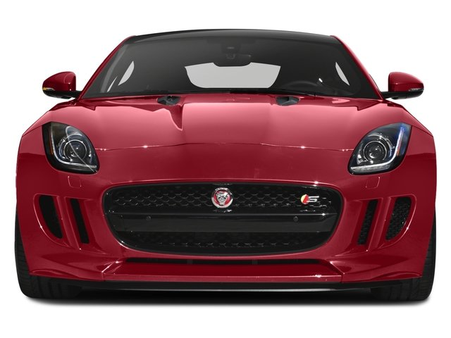 2017 Jaguar F-TYPE Prices and Values Coupe 2D S V6 front view