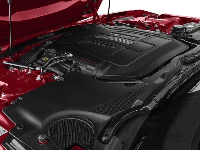 2017 Jaguar F-TYPE Prices and Values Coupe 2D S V6 engine