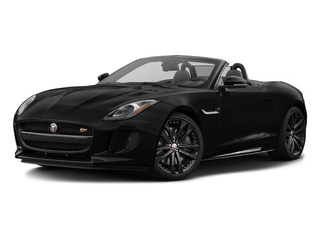 2017 Jaguar F-TYPE Prices and Values Convertible 2D S AWD V6