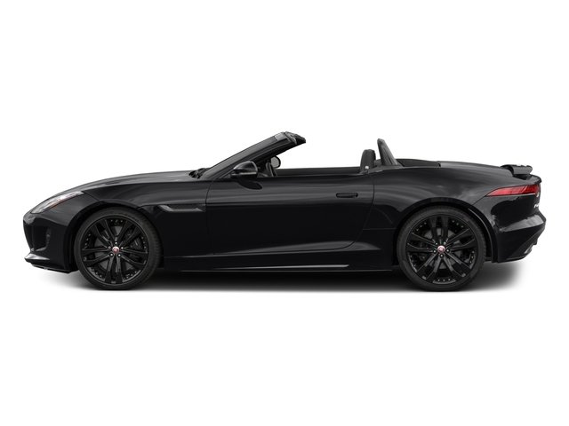 2017 Jaguar F-TYPE Prices and Values Convertible 2D S AWD V6 side view