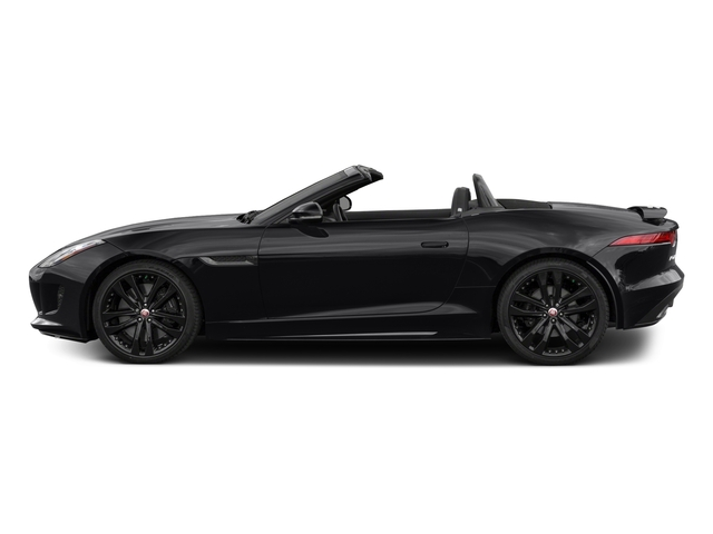2017 Jaguar F-TYPE Pictures F-TYPE Convertible 2D S AWD V6 photos side view