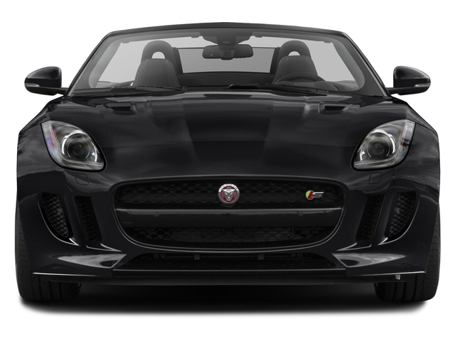 2017 Jaguar F-TYPE Prices and Values Convertible 2D S AWD V6 front view