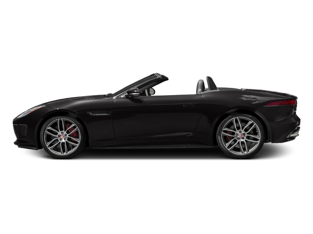 2017 Jaguar F-TYPE Pictures F-TYPE Convertible 2D R AWD V8 photos side view