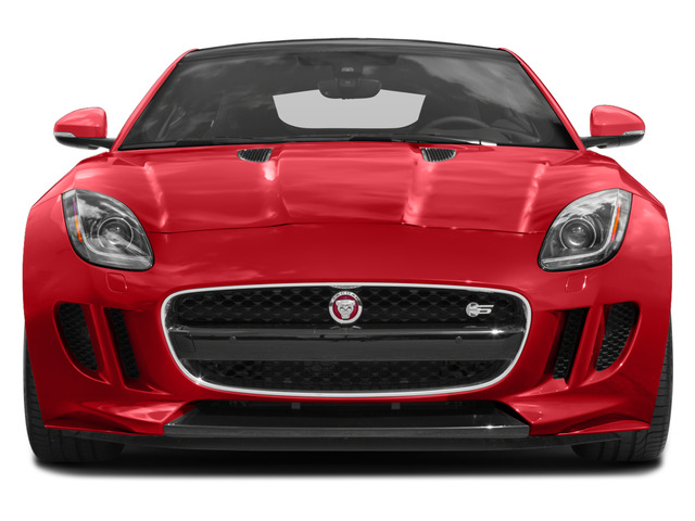 2017 Jaguar F-TYPE Prices and Values Coupe 2D S British Design Edit AWD front view