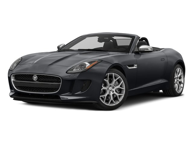 2017 Jaguar F-TYPE Prices and Values Convertible 2D Premium V6