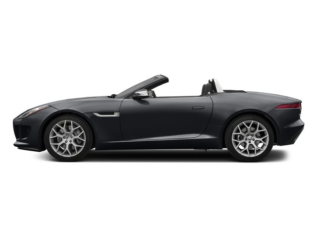 2017 Jaguar F-TYPE Prices and Values Convertible 2D Premium V6 side view