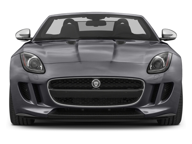 2017 Jaguar F-TYPE Prices and Values Convertible 2D Premium V6 front view