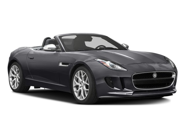 2017 Jaguar F-TYPE Prices and Values Convertible 2D Premium V6 side front view