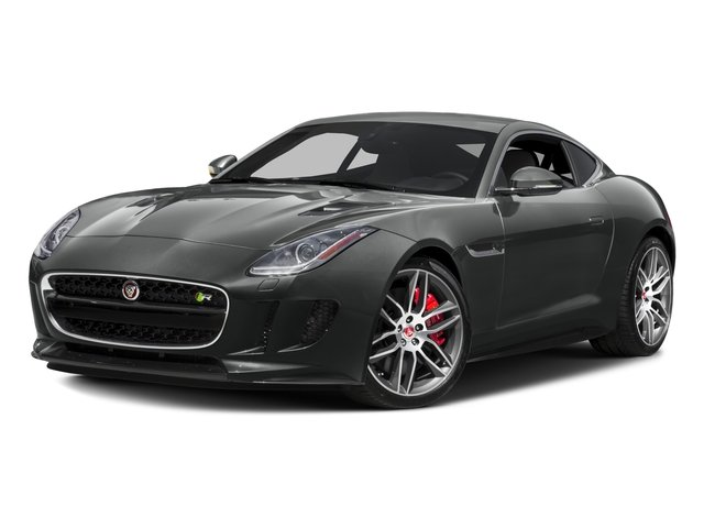 2017 Jaguar F-TYPE Base Price Coupe Auto R AWD Pricing side front view