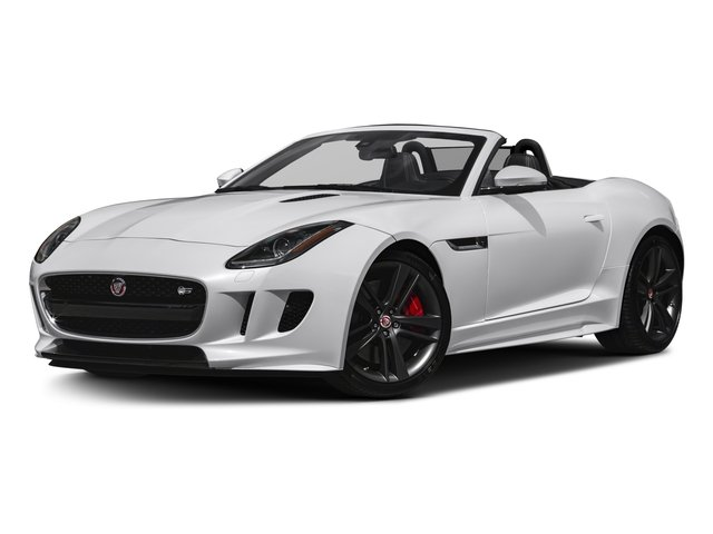 2017 Jaguar F-TYPE Pictures F-TYPE Conv 2D S British Design Edition AWD photos side front view