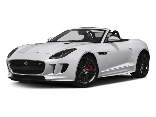 2017 Jaguar F-TYPE Pictures F-TYPE Convertible Auto S British Design Edition photos side front view