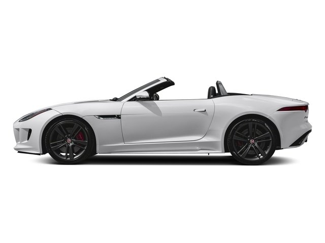 2017 Jaguar F-TYPE Pictures F-TYPE Conv 2D S British Design Edition AWD photos side view