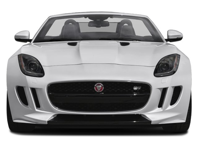 2017 Jaguar F-TYPE Pictures F-TYPE Convertible Auto S British Design Edition photos front view