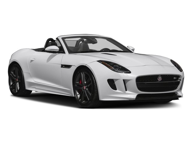 2017 Jaguar F-TYPE Prices and Values Conv 2D S British Design Edition side front view