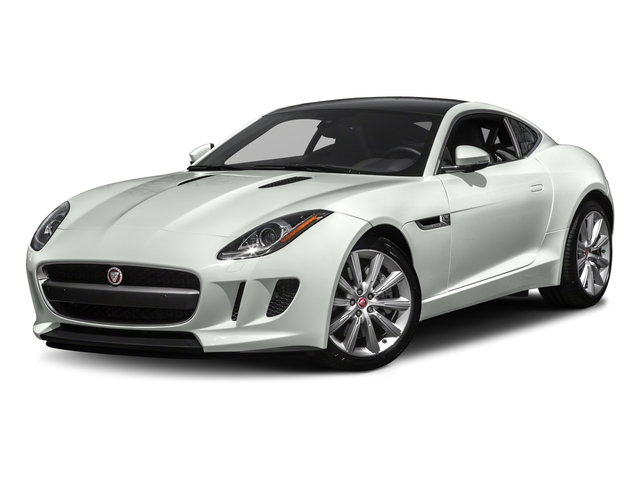 2017 Jaguar F-TYPE Prices and Values Coupe 2D Premium V6