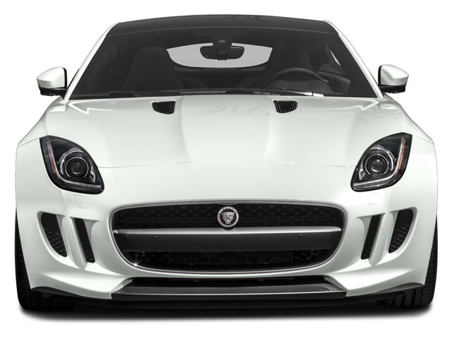 2017 Jaguar F-TYPE Prices and Values Coupe 2D Premium V6 front view