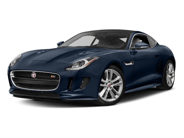 2017 Jaguar F-TYPE Prices and Values Coupe 2D S AWD V6