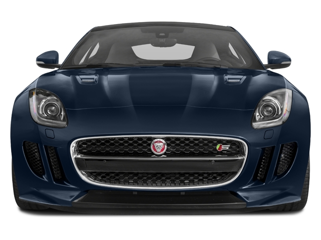 2017 Jaguar F-TYPE Prices and Values Coupe 2D S AWD V6 front view