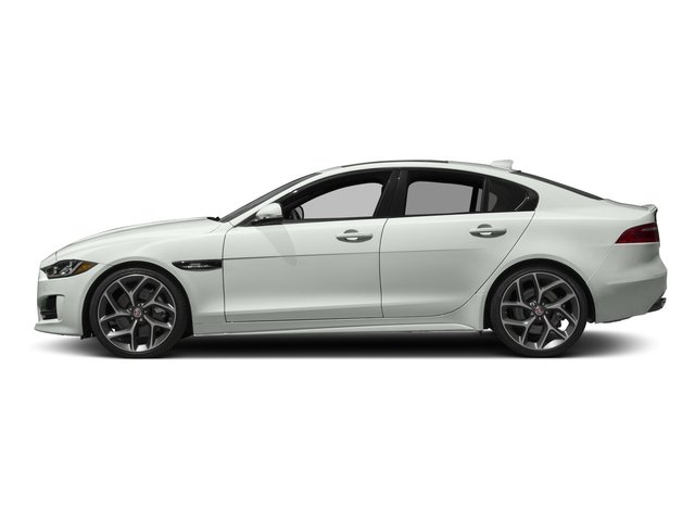2017 Jaguar XE Pictures XE Sedan 4D 25t I4 Turbo photos side view