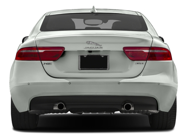 2017 Jaguar XE Pictures XE Sedan 4D 25t I4 Turbo photos rear view