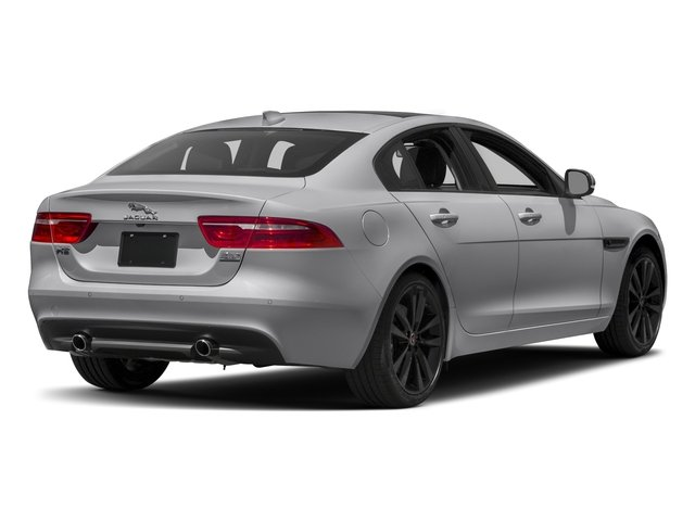 2017 Jaguar XE Base Price 35t Prestige RWD Pricing side rear view