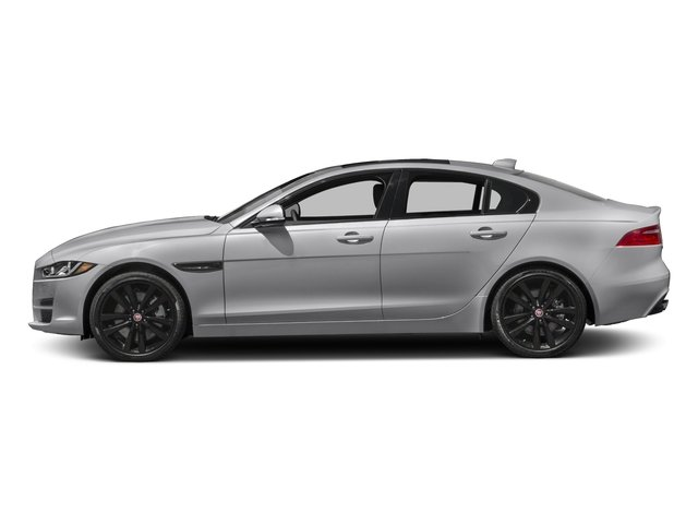 2017 Jaguar XE Base Price 35t Prestige RWD Pricing side view