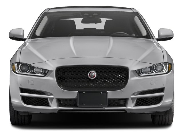 2017 Jaguar XE Pictures XE Sedan 4D 25t Premium I4 Turbo photos front view