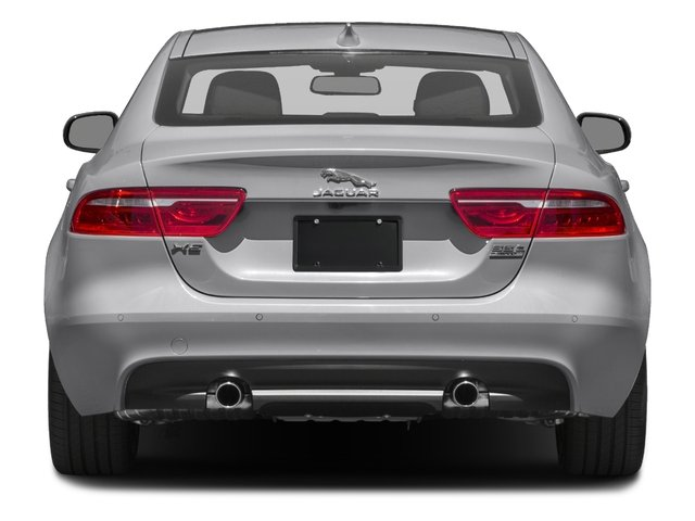 2017 Jaguar XE Pictures XE 35t Prestige AWD photos rear view