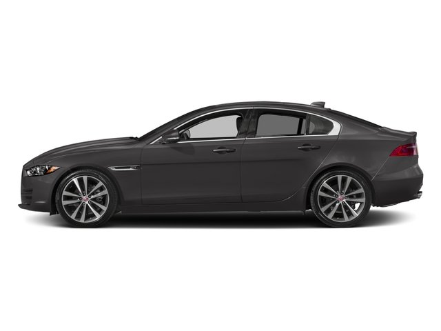 2017 Jaguar XE Prices and Values Sedan 4D 20d Premium AWD I4 T-Diesel side view