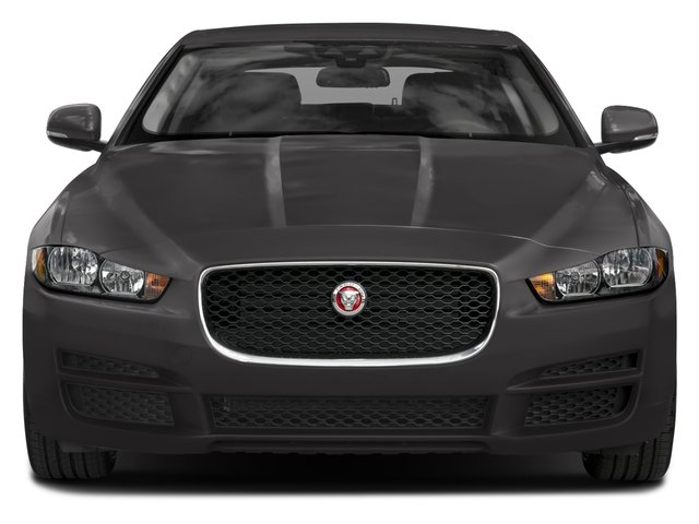 2017 Jaguar XE Pictures XE Sedan 4D 20d AWD I4 T-Diesel photos front view