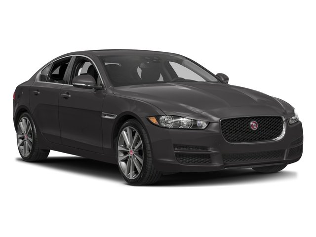 2017 Jaguar XE Prices and Values Sedan 4D 20d Premium AWD I4 T-Diesel side front view