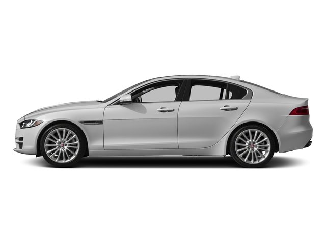 2017 Jaguar XE Prices and Values Sedan 4D 35t First Edition V6 side view
