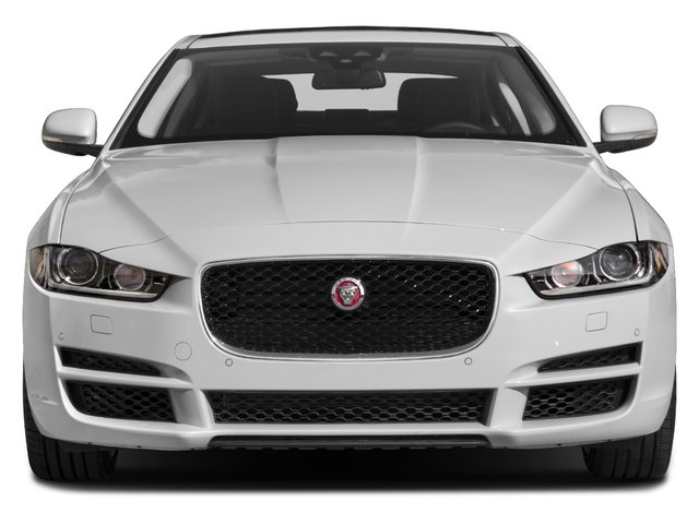 2017 Jaguar XE Prices and Values Sedan 4D 35t First Edition V6 front view