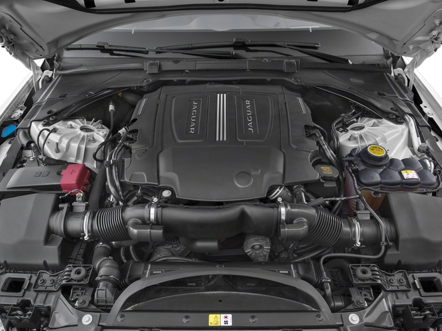 2017 Jaguar XE Prices and Values Sedan 4D 35t First Edition V6 engine