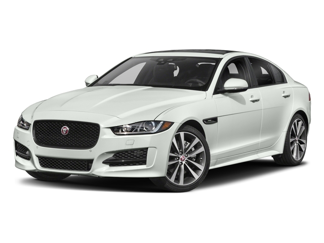 2017 Jaguar XE Base Price 20d R-Sport RWD Pricing side front view