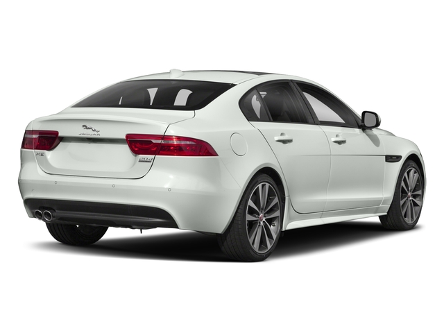 2017 Jaguar XE Base Price 20d R-Sport RWD Pricing side rear view