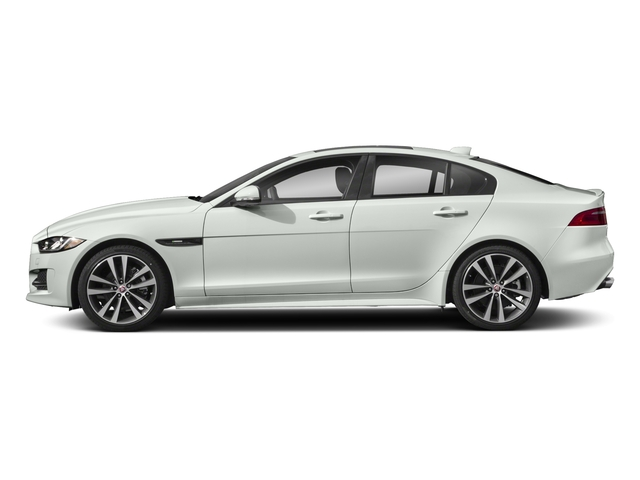 2017 Jaguar XE Base Price 20d R-Sport RWD Pricing side view