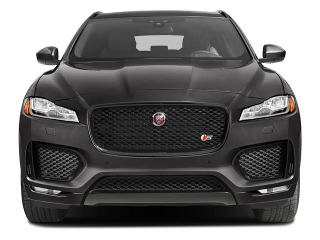 2017 Jaguar F-PACE Pictures F-PACE Utility 4D S AWD V6 photos front view