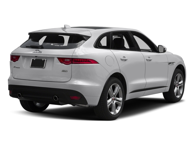 2017 Jaguar F-PACE Prices and Values Utility 4D 35t R-Sport AWD V6 side rear view