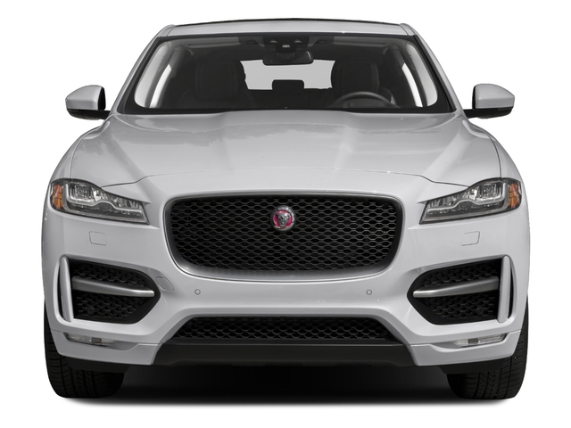 2017 Jaguar F-PACE Base Price 35t R-Sport AWD Pricing front view