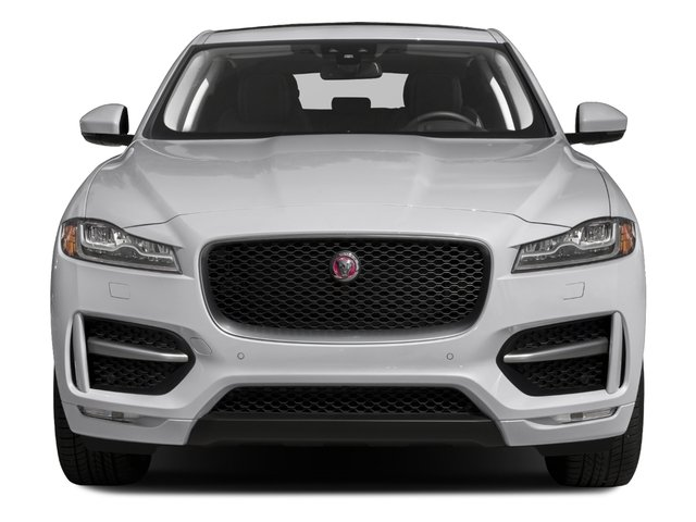 2017 Jaguar F-PACE Prices and Values Utility 4D 35t R-Sport AWD V6 front view