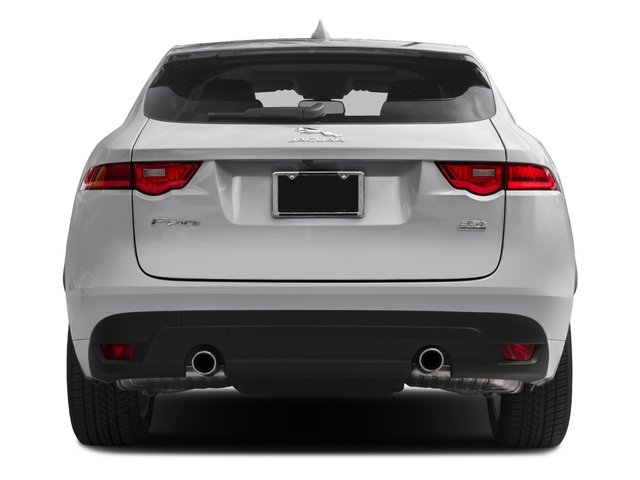 2017 Jaguar F-PACE Base Price 35t R-Sport AWD Pricing rear view