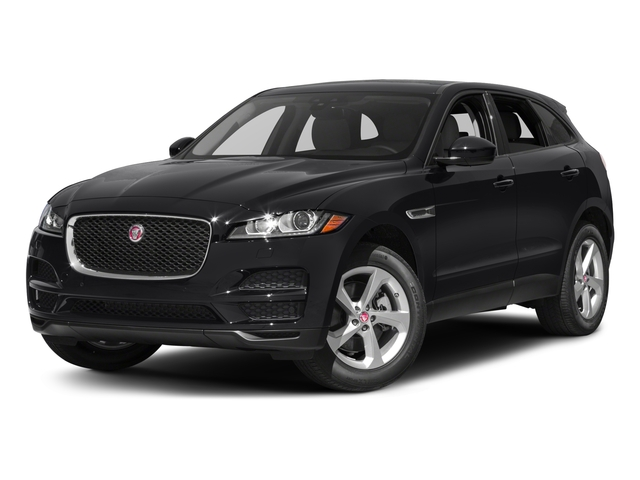 2017 Jaguar F-PACE Base Price 35t Prestige AWD Pricing side front view
