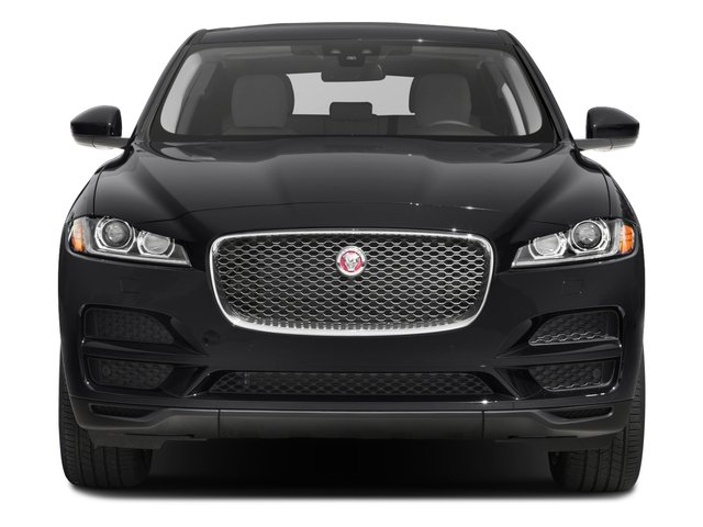 2017 Jaguar F-PACE Prices and Values Utility 4D 35t AWD V6 front view