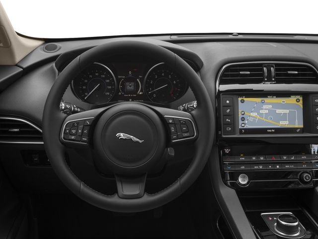 2017 Jaguar F-PACE Pictures F-PACE 35t Prestige AWD photos driver's dashboard