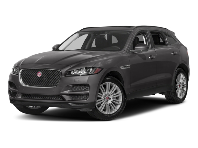 2017 Jaguar F-PACE Base Price 20d Premium AWD Pricing side front view