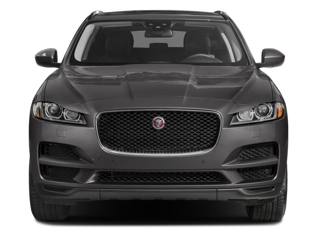 2017 Jaguar F-PACE Base Price 20d Premium AWD Pricing front view
