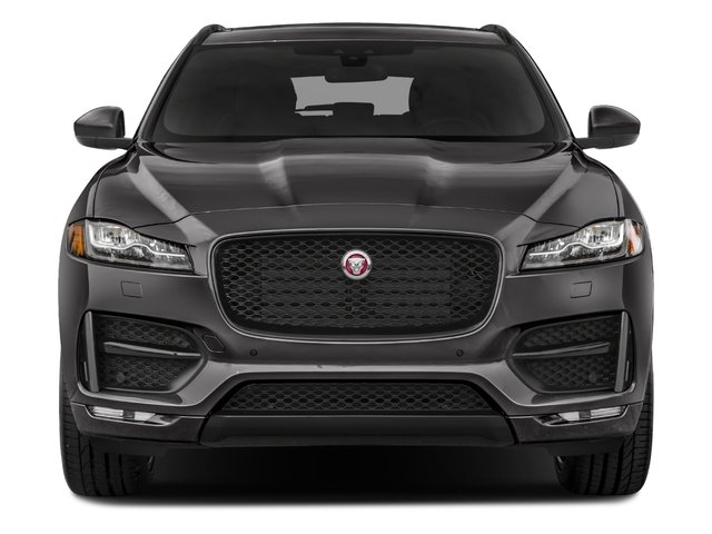 2017 Jaguar F-PACE Prices and Values Utility 4D 20d R-Sport AWD I4 T-Dsl front view