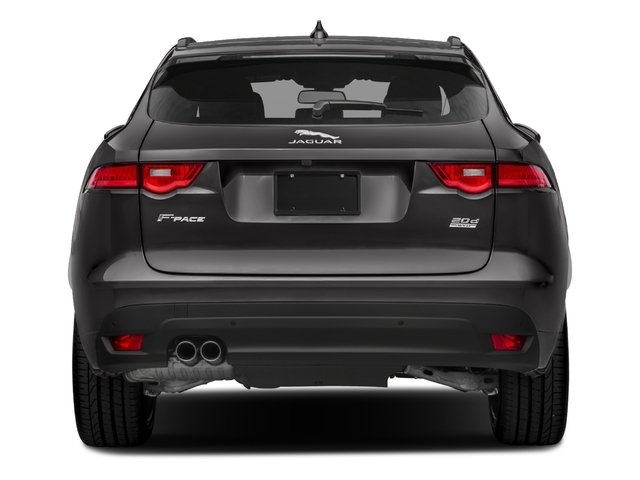 2017 Jaguar F-PACE Prices and Values Utility 4D 20d R-Sport AWD I4 T-Dsl rear view